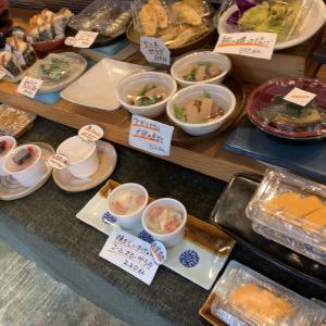 上人橋通「ながおか」でお惣菜いろいろ