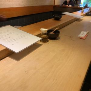 博多駅前「Tetsuji」でモツ入りつけ麺