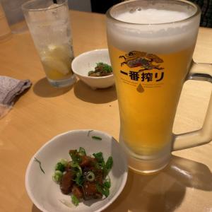 和牛で一杯〜小野田「酒場ビッグ」