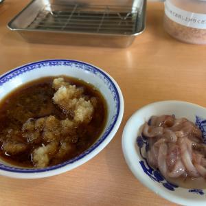 竹乃屋グループの天ぷら〜和白「えびす食堂」