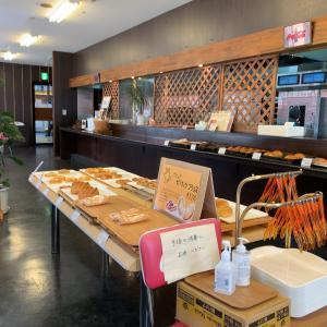 パチンコ店内のパン屋さん。黒崎「Day Day」