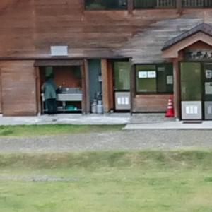キャンプ2日目