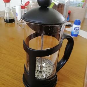 ダイソー フレンチプレスでベトナムコーヒーを作ってみた!
