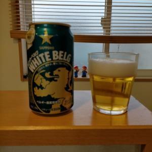 サッポロビール WHITE BELG