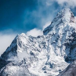 そうだ!エベレストに登ろう!