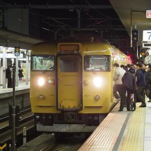 昨晩の姫路駅