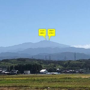 白山登山(2021/9/20)