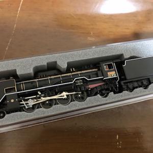 D51やまぐち号がやってきた!(洗濯鉄道京都線)