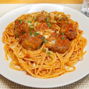 スパゲッティ・ウィズ・ミートボール