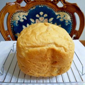 HBでジンジャ食パン