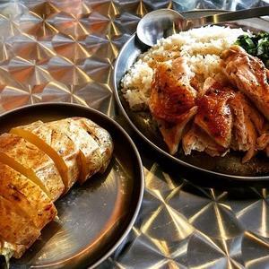 丸鶏ロースト rito庭(長野市)でrito庭 ランチめし!☆ボランティアのmiuさん感想 (*^-^*)