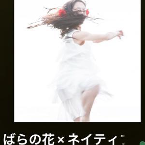 yuiがチャート入ってた❗️✨ 「ばらの花」 × 「ネイティブダンサー」