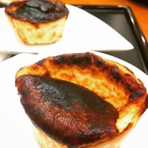 甘味屋幾右衛門 桜井甘精堂 MIDORI長野店でバスク風チーズケーキ(2月限定)❗️✨