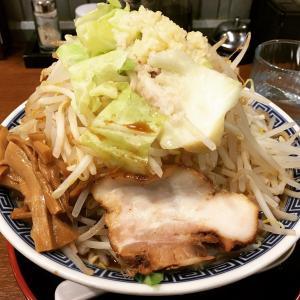 かくれ麺家 SAREDO 忍ばず(長野市)で『忍ばずじろう 野菜増し❗️』✨