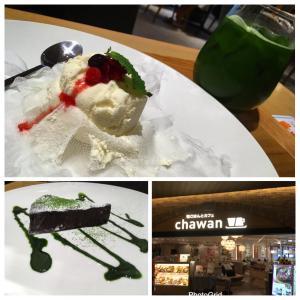 和ごはんとカフェ  chawan(イオンモール松本)で『豆乳ムースケーキ❗️』✨ ボランティア、ハツさん感想 ✨