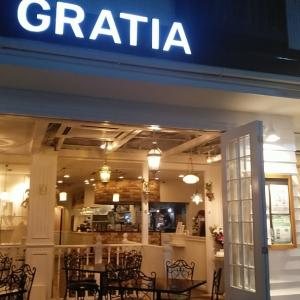 青葉台「グラティア」さんでディナー