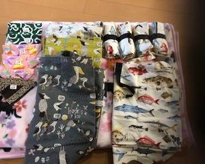 11月16日(土)・17日(日)青梅宿アートフェス手作り品の販売。