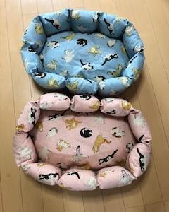 新作猫ベッド&小物。。