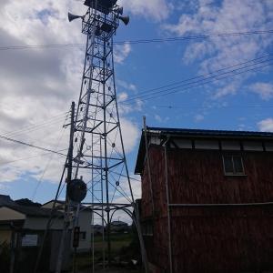 たつの市龍野町中井の火の見櫓 361基目