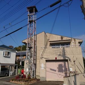 神戸市西区押部谷町西盛の火の見櫓 2 366基目