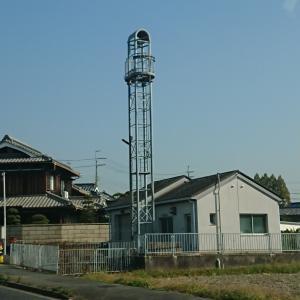 神戸市西区押部谷町西盛の火の見櫓 365基目
