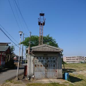 三木市別所町小林の火の見櫓 360基目