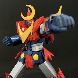 【レビュー】 #1584 超合金魂 GX-84 無敵超人ザンボット3 F.A.