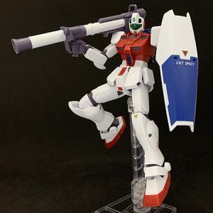 【レビュー】 #1607 ROBOT魂 〈SIDE MS〉 RGM-79GS ジム・コマンド宇宙戦仕様 ver. A.N.I.M.E.