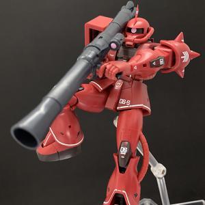 【レビュー】 #1693 ROBOT魂 〈SIDE MS〉 MS-06S シャア専用ザク ver. A.N.I.M.E. ~リアルマーキング~