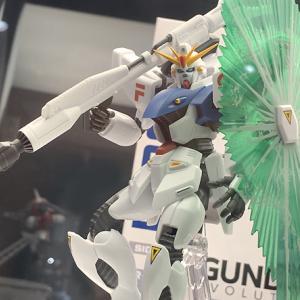発売直前のロボット魂をプレビュー ~ F91 エヴォリューションスペック & ジョニーライデン専用高機動型ザク