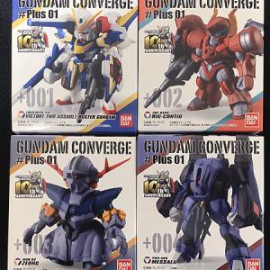 【レビュー】 #1822 GUNDAM CONVERGE Plus01 / ガンダムコンバージプラス01
