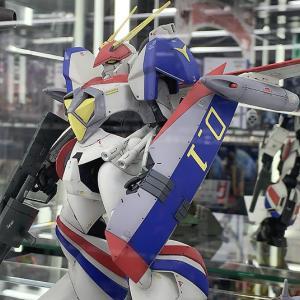 模型誌情報番外編 ~ サンライズロボット列伝作例展示@ヨドバシカメラ