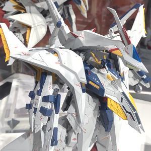 旧版との違いは? ~ ロボット魂 ペーネロペー(閃光のハサウェイVer.) 展示プレビュー