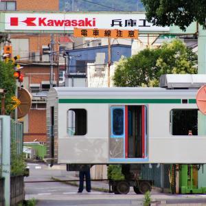 「記事重視」で、来週の発送準備で大わらわ?と、神戸市の台車は?