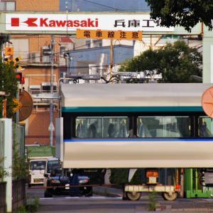 こちらも整備再開?東武500系「リバティ」