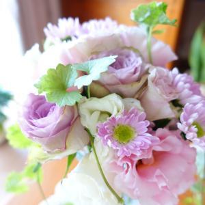 お花の教室~花束~ブケー・ショート