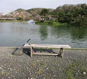 秋川湖(今年27回目・今シーズン最後)に行ってきました