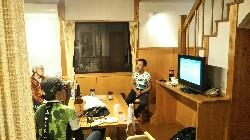 山下塾 in bike&camp