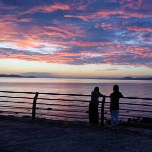 天草の夕焼けセラピー ☀海におちていく夕陽をながめながらの アロマヒーリング♪