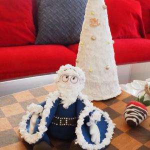 クリスマス小物、手軽にクレイで作れますよ~!