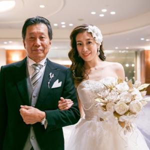 一生の宝物♪生徒さんの結婚式②