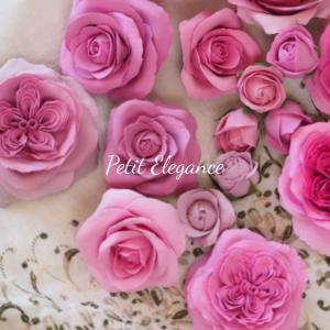 エレガント*薔薇づくし