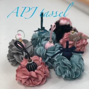 APJタッセル☆New Lesson picot