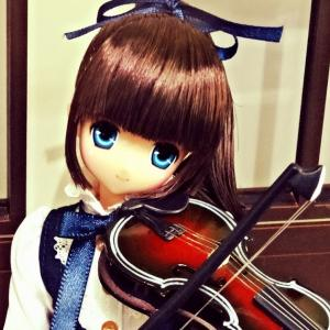 ヴァイオリンの少女