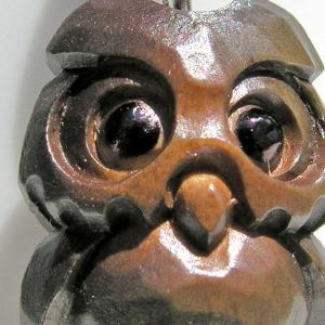 OWL (38) 阿寒湖の栞(木)