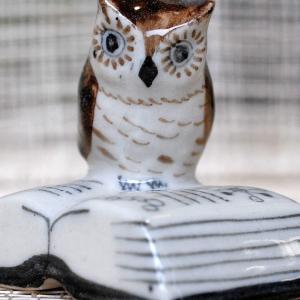 OWL (48) 豊後高田の読書フクロウ