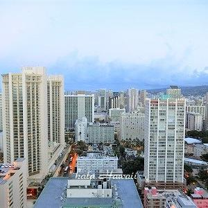 Hawaii☆帰国日の朝のレインボー♡