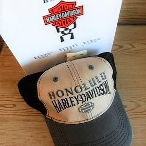 Hawaii☆JCBクーポンで買ったハーレーダビッドソンハワイ♡