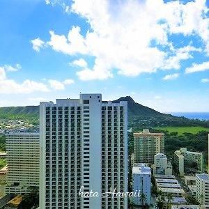 Hawaii☆アロヒラニ チェックアウト♡