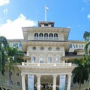 Hawaii☆白亜の宮殿の特等席♡